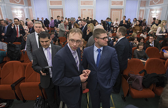 Members of Jehovah's Witnesses in Russia's Supreme Court