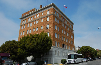 The Russian Consulate General in San Francisco