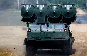 S-300 anti-aircraft system