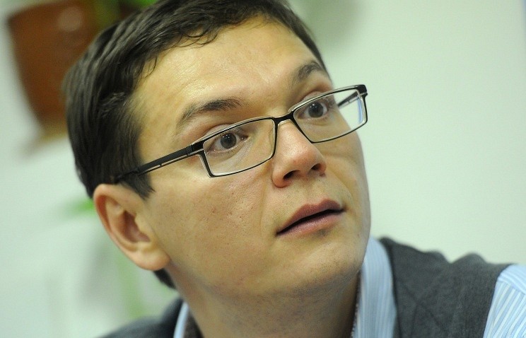 Head of the Agora human rights association Pavel Chikov