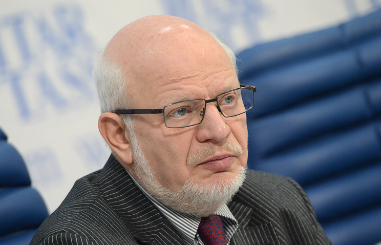 Head of the presidential Council for Civil Society and Human Rights Mikhail Fedotov