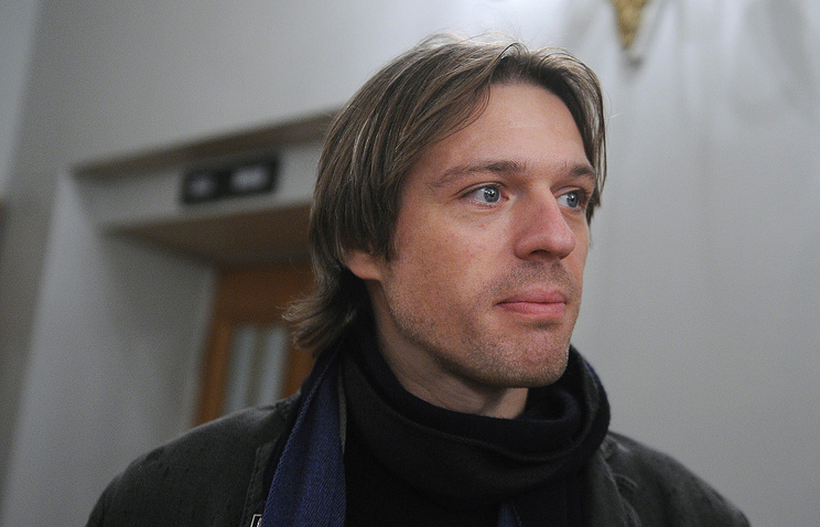 Mindaugas Karbauskis, artistic director of the State Academic Mayakovsky Theatre