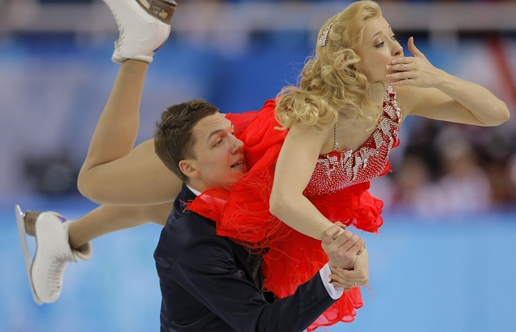 Ekaterina Bobrova and Dmitry Solovyev