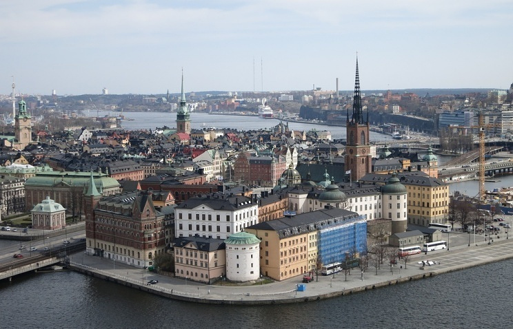 A view of Stockholm (archive)