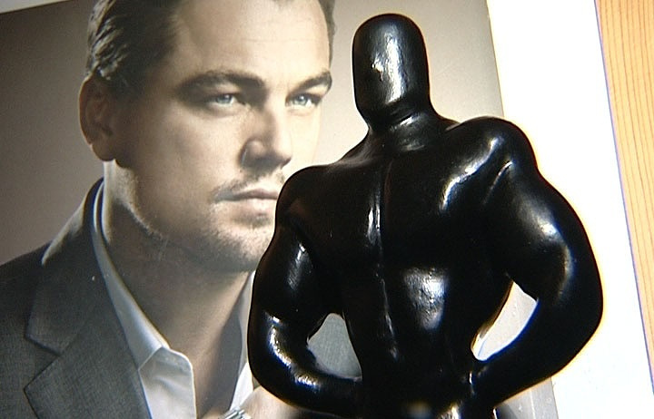 Cast-iron 'Ascar' for DiCaprio