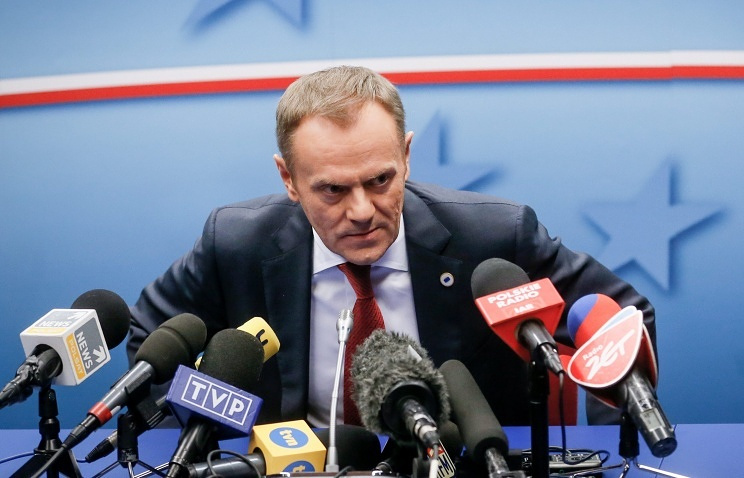 Prime Minister of Poland Donald Tusk