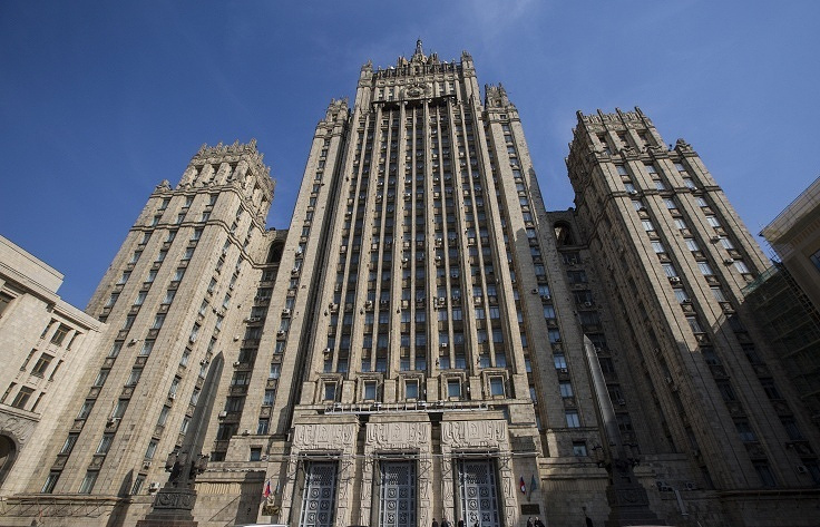 Russia's Ministry of Foreign Affairs