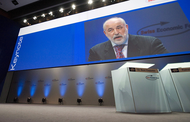 Integrated Energy Systems, or IES Holding, is controlled by businessman Viktor Vekselberg (photo)