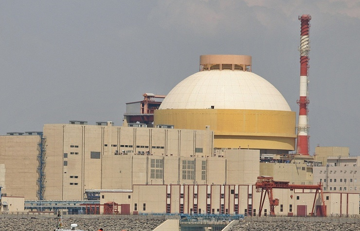 Kudankulam NPP in India