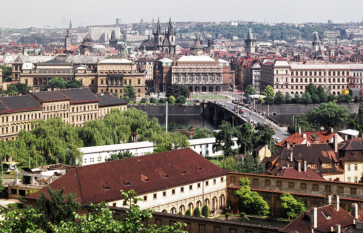 View of Prague (archive)