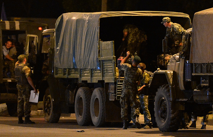 Ukraine government's military officers who requested asylum in Russia sent back to Ukraine