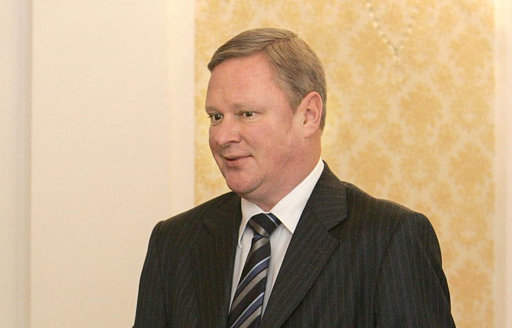 Russian First Deputy Foreign Minister Vladimir Titov