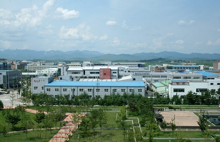 Kaesong industrial park