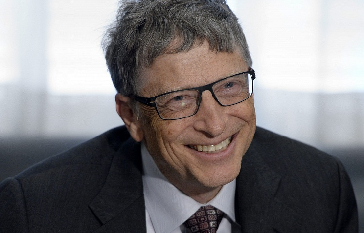 Microsoft co-founder Bill Gates
