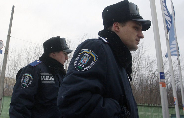 Police officers in Ukraine (archive)