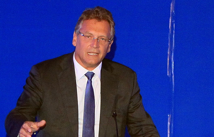 FIFA's General Secretary Jerome Valcke