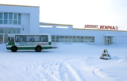 Igarka airport