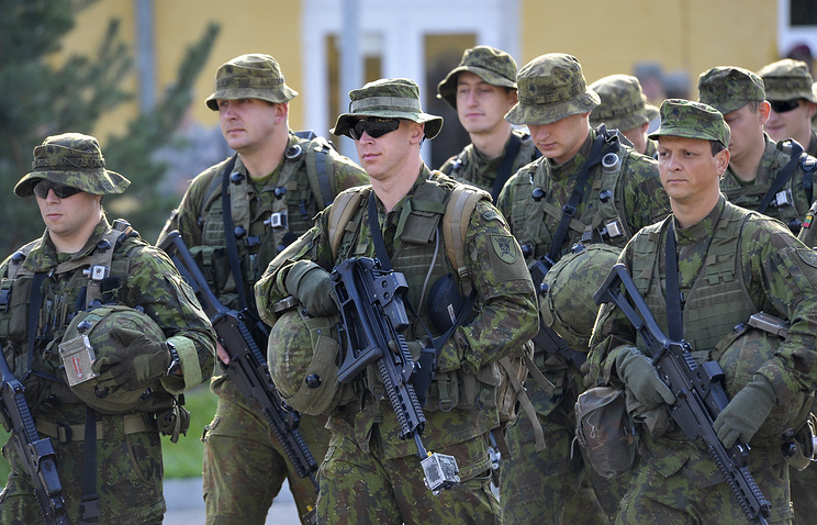 NATO military exercises in Ukraine (archive)