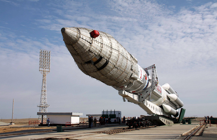 Proton M carrier rocket