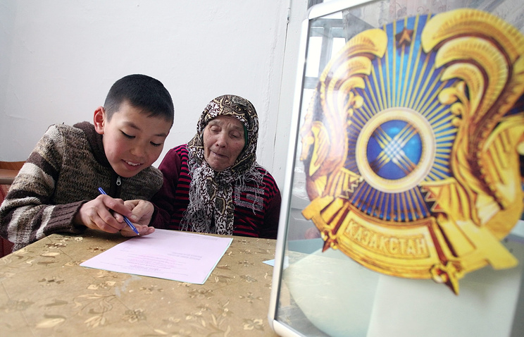Elections in Kazakhstan (archive)
