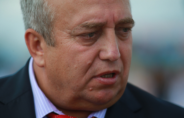 First deputy chairman of the United Russia faction in the State Duma, Frants Klintsevich