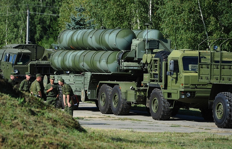 S400 Triumph Air Defense System