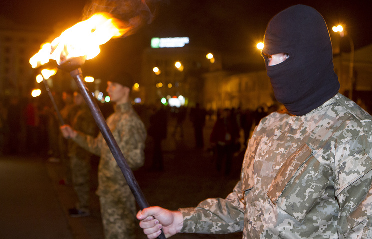 Ukrainian nationalists (archive)