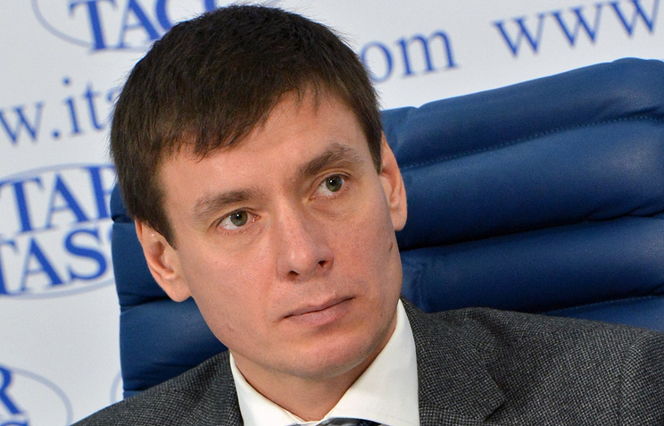 Eurasian Economic Commission Trade Minister Andrey Slepnev