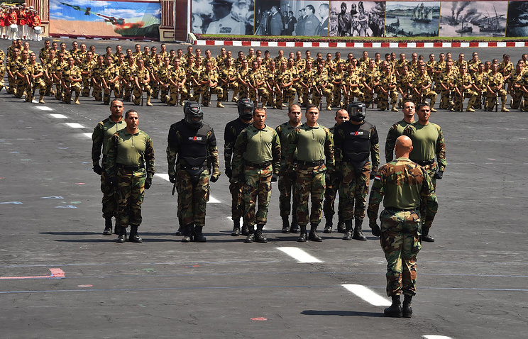 Egyptian military (archive)