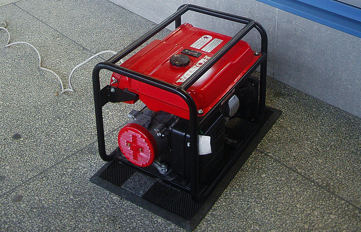 A power generator (archive)