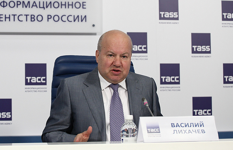 Vasily Likhachev, member of the Russian Central Election Commission