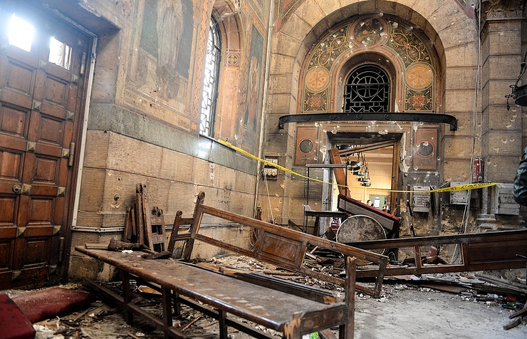 Cairo church attack