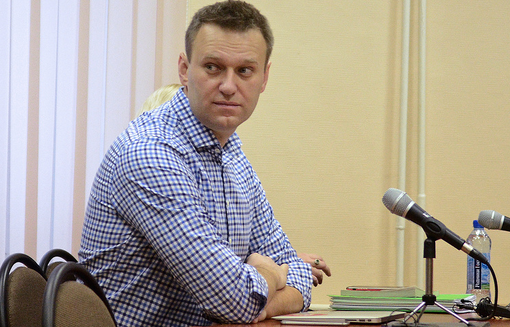 Navalny Found Guilty In Embezzlement Case
