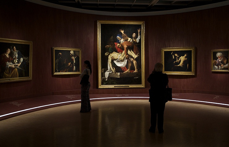 """Roma. Aeterna. The Masterpieces of the Vatican's Pinacoteca"" exhibition in Tretyakov Gallery"
