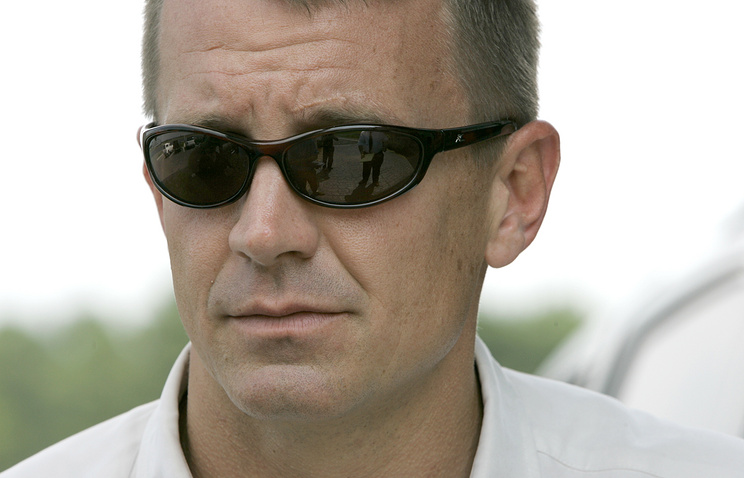Erik Prince, the founder of a private US military contractor, Blackwater