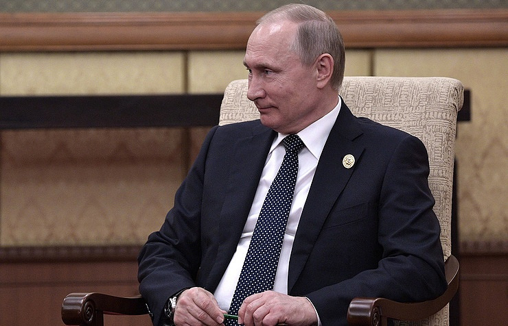 Serbia among countries interested in Eurasian Union - Putin