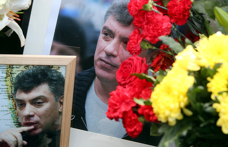 Portrait of Boris Nemtsov
