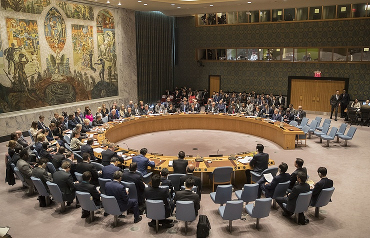 U.N. Security Council Unanimously Broadens Sanctions On North Korea