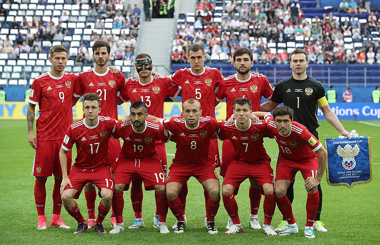 Russian national football team