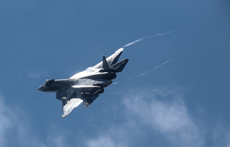 India, Russia pact soon for fighter jet