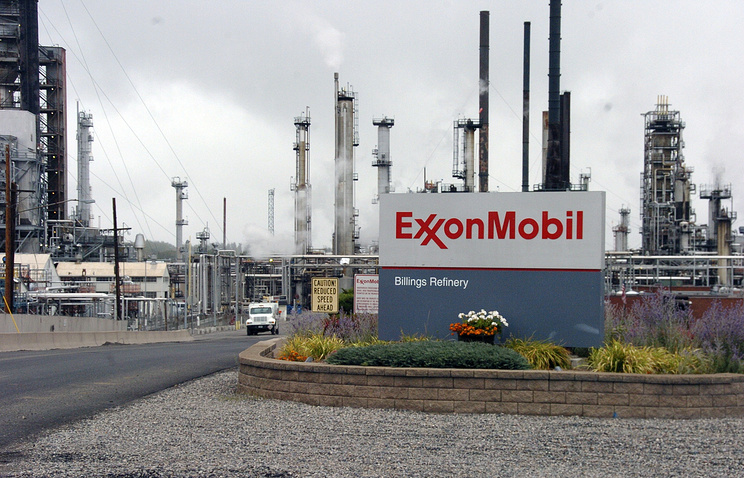 Treasury Department Fines Exxon Mobil for Russia Sanctions Violations