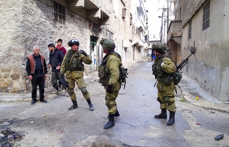 New secure communication tested by Russian military in Syria
