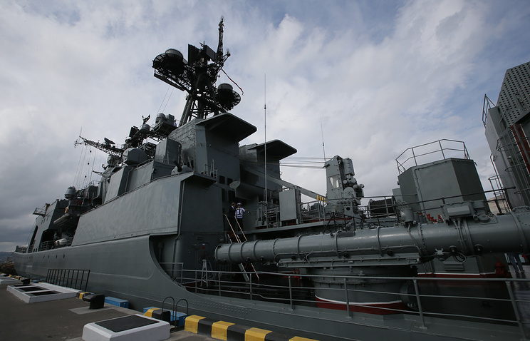 Vice-Admiral Kulakov anti-submarine destroyer