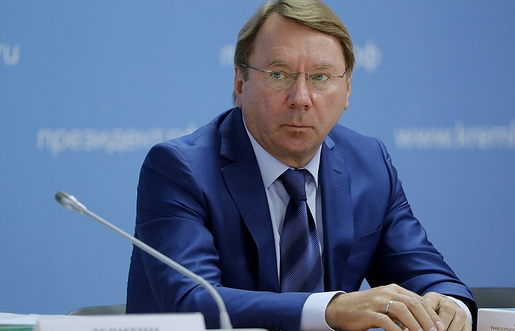 Russian presidential aide for military-technical cooperation Vladimir Kozhin