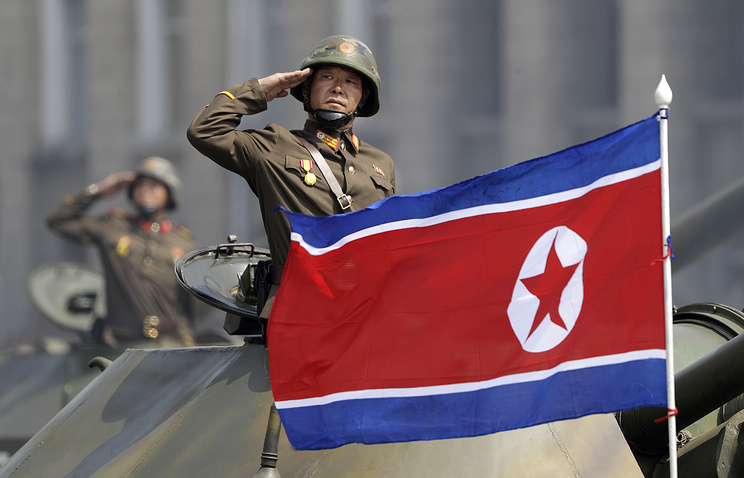 Nuclear War Likely on the Korean Peninsula: North Korea