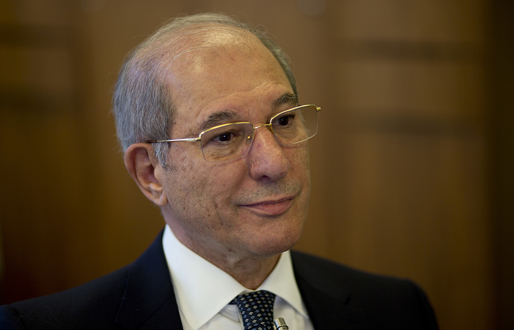 Ahmet Uzumcu, director-general of the Organization for the Prohibition of Chemical Weapons