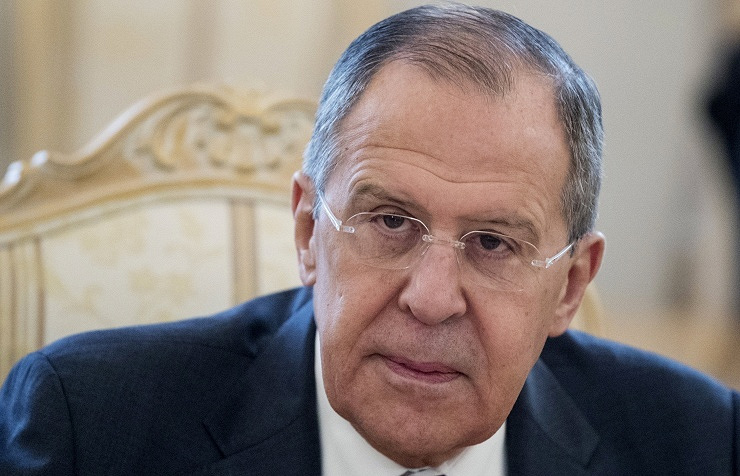 Russia's Lavrov says allegations of meddling in U.S. election are 'fantasies'
