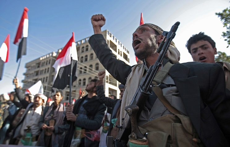USA  to present evidence Iran is providing missiles to Yemen rebels