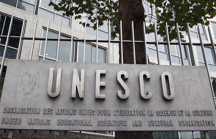 Israel submits UNESCO withdrawal notice to leave December 31, 2018