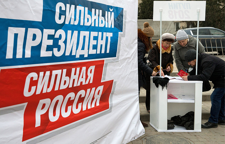 In Order To Appease Putin During Presidential Election, Russian Polling Company…Stops Polling